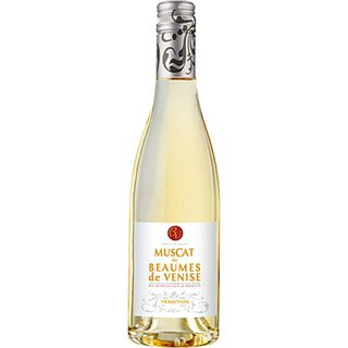Beaumes de Venise Muscat Tradition 0,375l