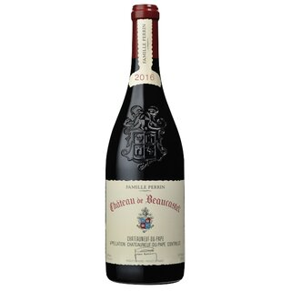 Perrin Chateau Beaucastel Rouge 2016 0,375 Liter