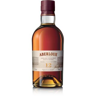 Aberlour 12 Jahre Double Cask Single Malt Highland